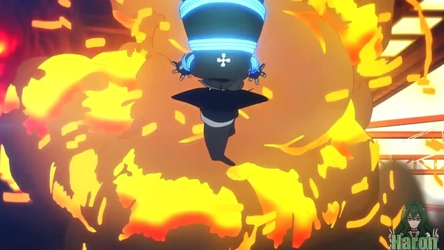Anime name: Fire Force / Stromae - Papaoutai / AMV anime / MIX anime / REMIX · coub, коуб