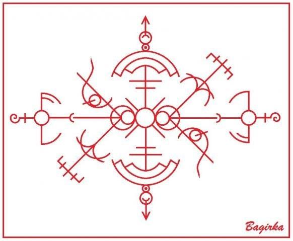 """Став """";Счастье""""; - для притяжения счастья на всех уровнях  автор Bagirka ISPSYkhZ7Y4"""