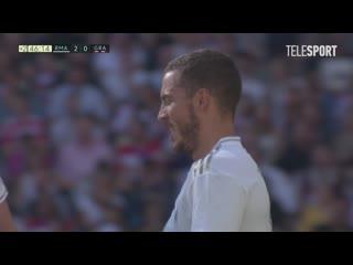 Реал Мадрид  Гранада. Гол Эдена Азара