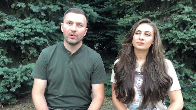 Азамат Беков и Рената Бесланеева о главных принципах счастливой семьи