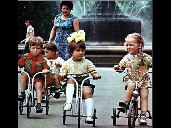 Советское ДЕТСТВО👫 БЕЗ КОМПА И ТЕЛЕФОНОВ ... Как жили дети в СССР!