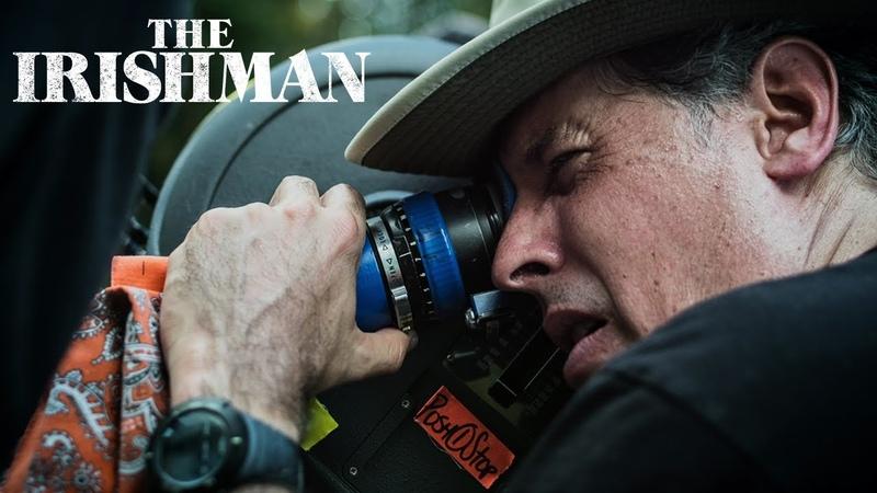 Ирландец | Фичуретка: Shooting Through Time; Cinematography on The Irishman