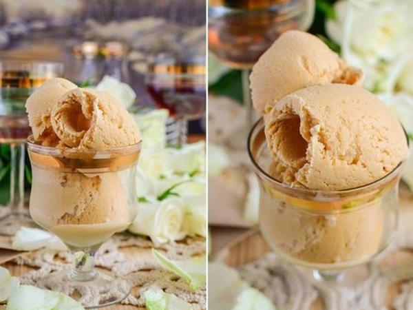 """Сметанковое мороженое """"Крем-брюле"""" своими руками."""
