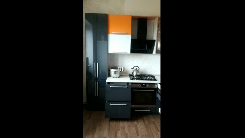 Мебельная компания DIL Кухня в частном доме у клиента