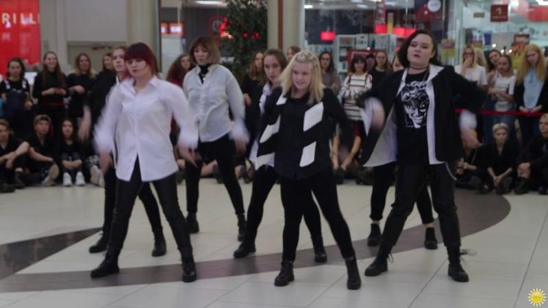 Dancing Phycho (iKON l'm Ok) - Kpop in public (StaRing Ent.)
