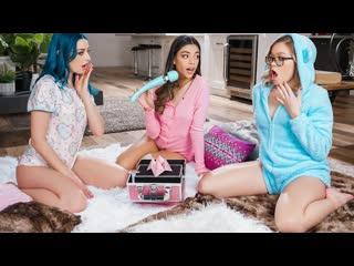 Harmony Wonder, Katie Kush, Jewelz Blu - Pick Your Pleasure [Rea