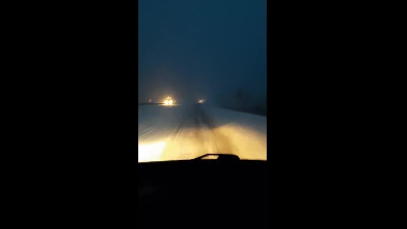 В Челябинск пришла зима 3