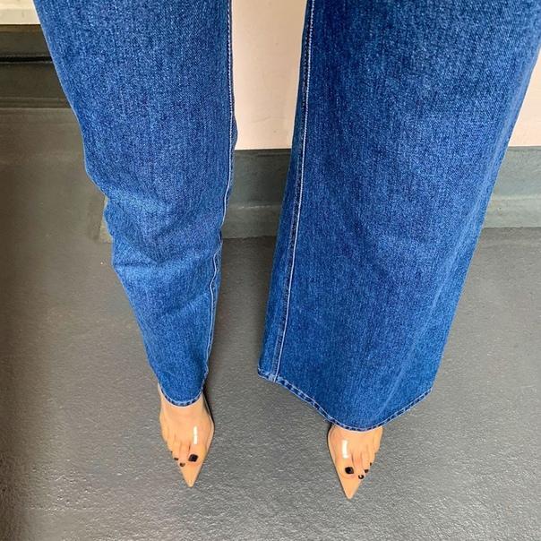 Новые джинсы Софии Хаджипантели. Как вам