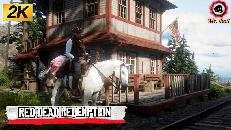 Ковбой в деле 🔴Red Dead Redemption 2