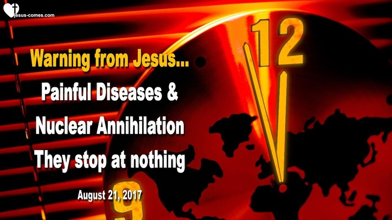 RHEMA JULY 2, 2020 🙏 PAINFUL DISEASES NUCLEAR ANNIHILATION ❤️ Love Letter from Jesus