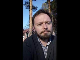 Илья Носков читает стихотворение Андрея Некрасова