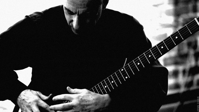 ELLIOTT SHARP Momentum Anomaly E Inner Ear NYC Experimental Avant Garde Guitar 2019