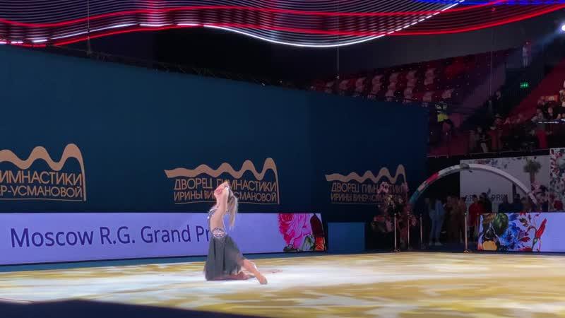Alexandra Soldatova - GP Moscow 2021 Closing Gala