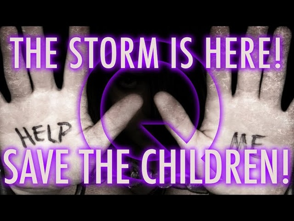 The Storm is Here Save the Children
