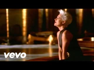 Roxette - Fading Like A Flower  клип 1991 год