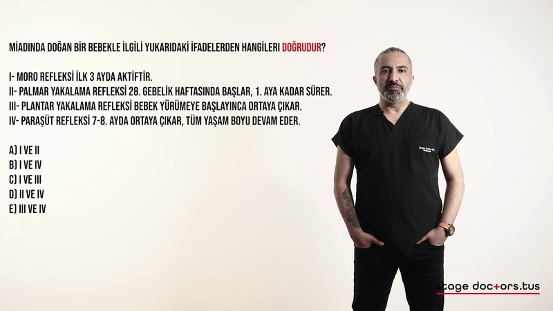 Yenidoğan Soru 6 Pediatri Vaka Kampı