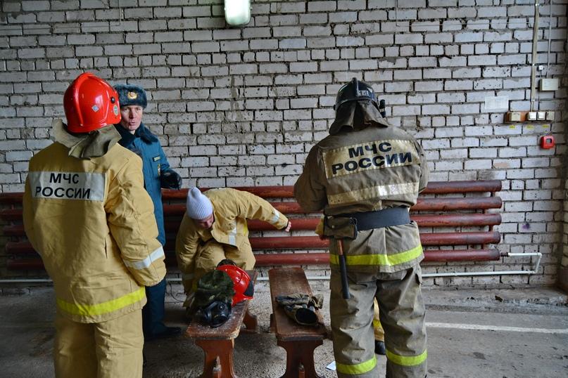 В Коврове прошел день открытых дверей посвященный 116-летнему дню рождения пожарного депо., изображение №6