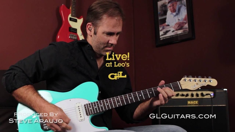 Live At Leo's G L ASAT Special Full Demo with Griff Hamlin