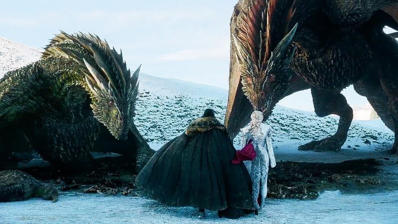 Игра престолов 8 сезон Русский трейлер 2019