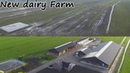 Building A 200 Cow Dairy Farm From Zero The Netherlands Mts Buisman