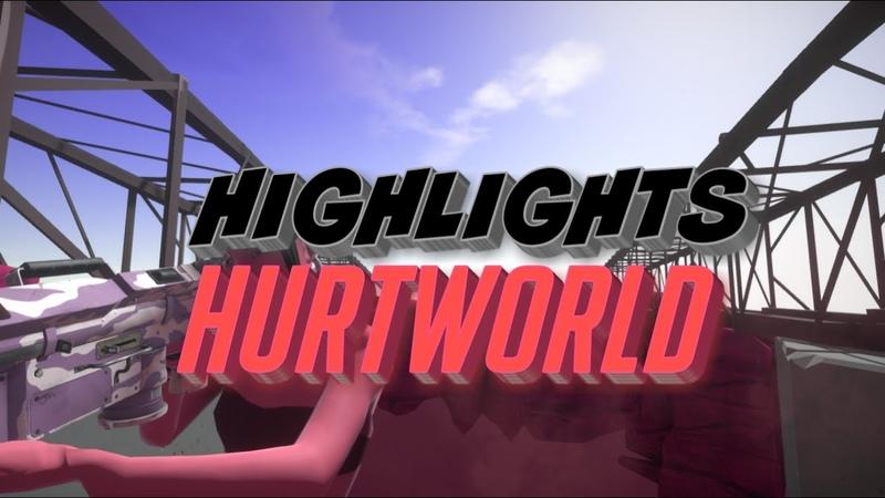 HURTWORLD-PVPHIGHLIGHTS MOMENT