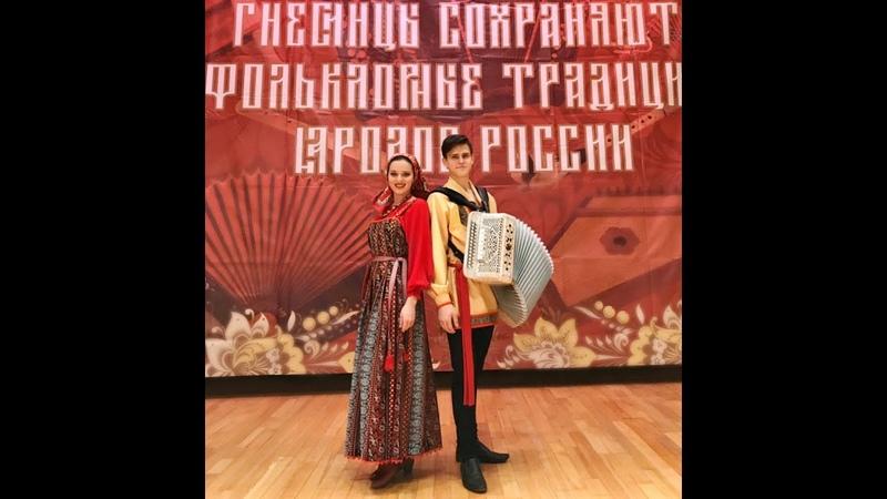 Воронежская разнесуха /исп.Ольга Лахнова и Владислав Шумкин