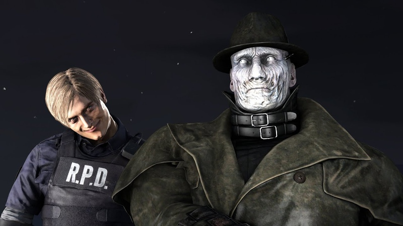 Resident Evil 3 Animation Leon Ruins the Party SFM Funny