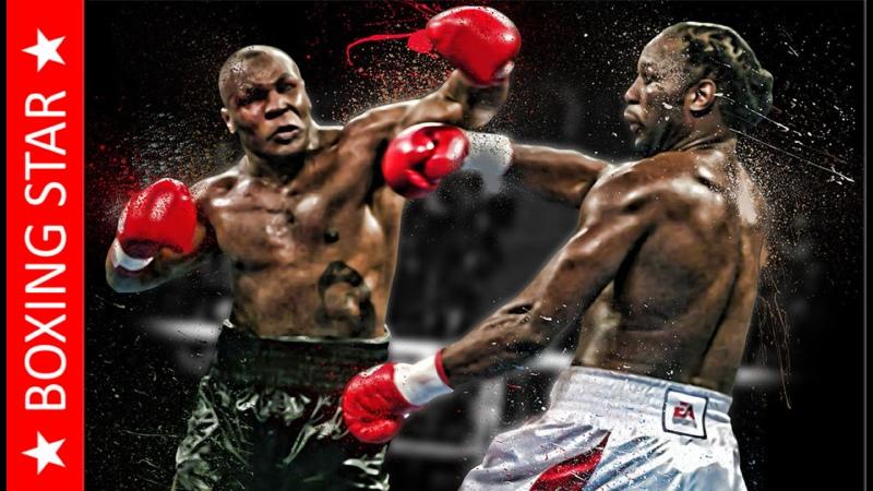 Майк Тайсон Леннокс Льюис ● ЛУЧШИЕ МОМЕНТЫ БОЯ 🔥 Mike Tyson vs Lennox Lewis ● HIGHLIGHTS 🔥