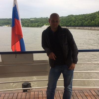 Синицин, 45, Bogorodskoye