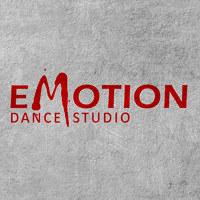 """Логотип Танцевальная студия """"eMotion"""" / Самара / Танго"""