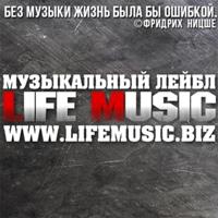Логотип LIFE MUSIC