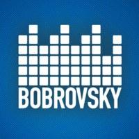 Логотип BOBROVSKY BAR