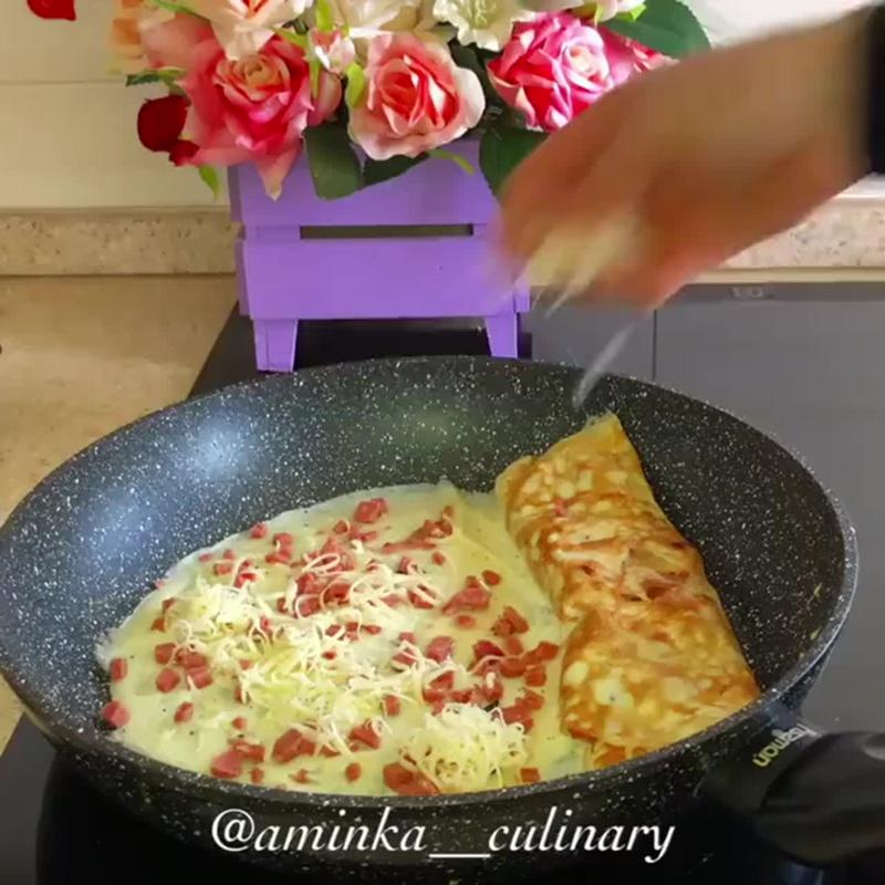 Как правильно и быстро готовить японский омлет в домашних условиях