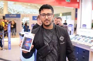 Старт продаж смартфона vivo V17 Neo