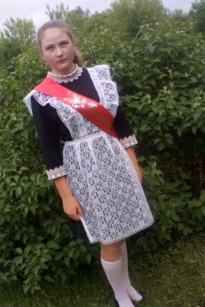 Ангелина Таловская