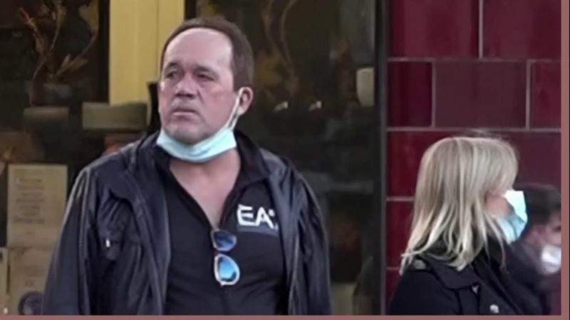 Благодаря случайным кадрам из Лондона в эфире Первого канала полиция нашла беглеца обвиняемого в миллиардных хищениях