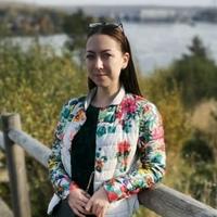Фото Ксюши Гашковой ВКонтакте