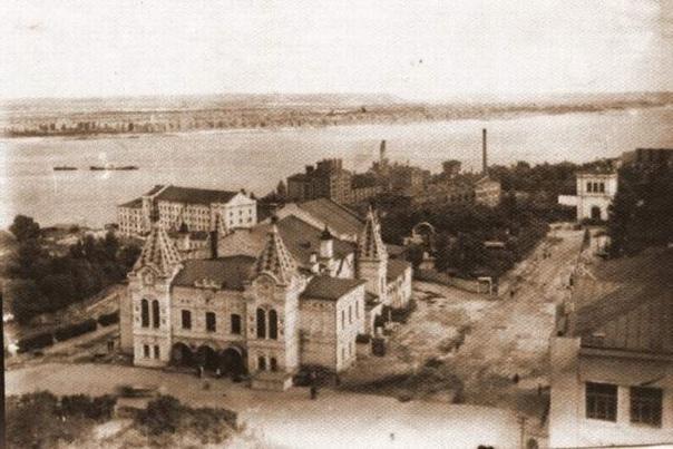 Куйбышев, конец 30-х годов прошлого века.Узнали зд...