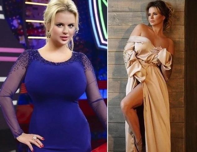Российские звезды, которые смогли сбросить десятки кг!