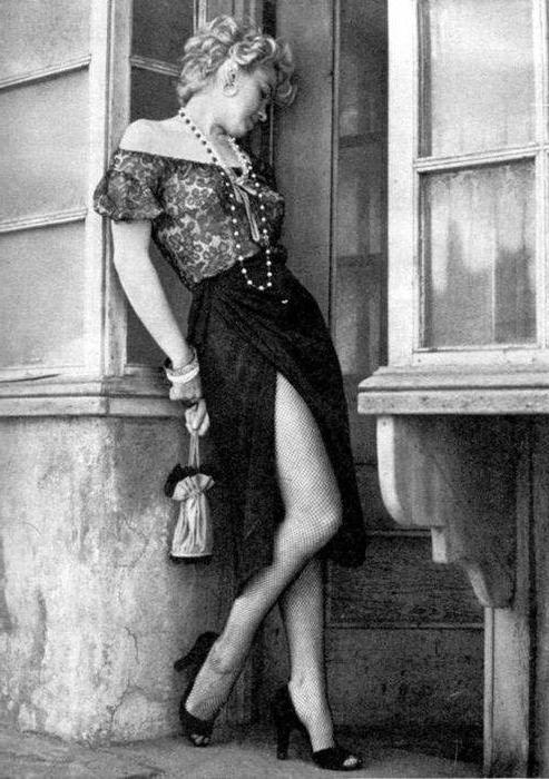 Редкая фотосессия Мэрилин Монро.
