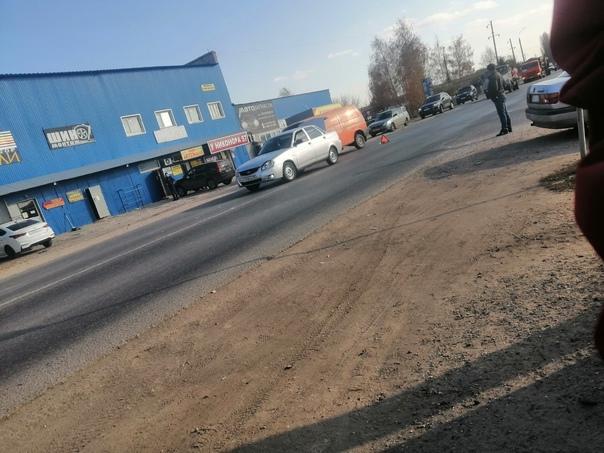 Авария на железнодорожной улице (анон)...