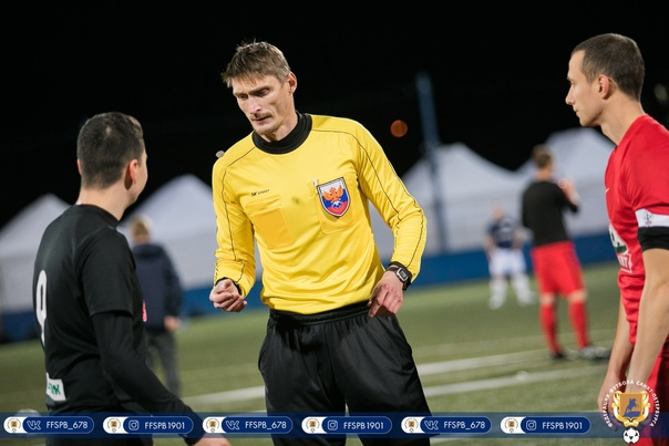 [club107106849|Федерация футбола Санкт-Петербурга] развяз...