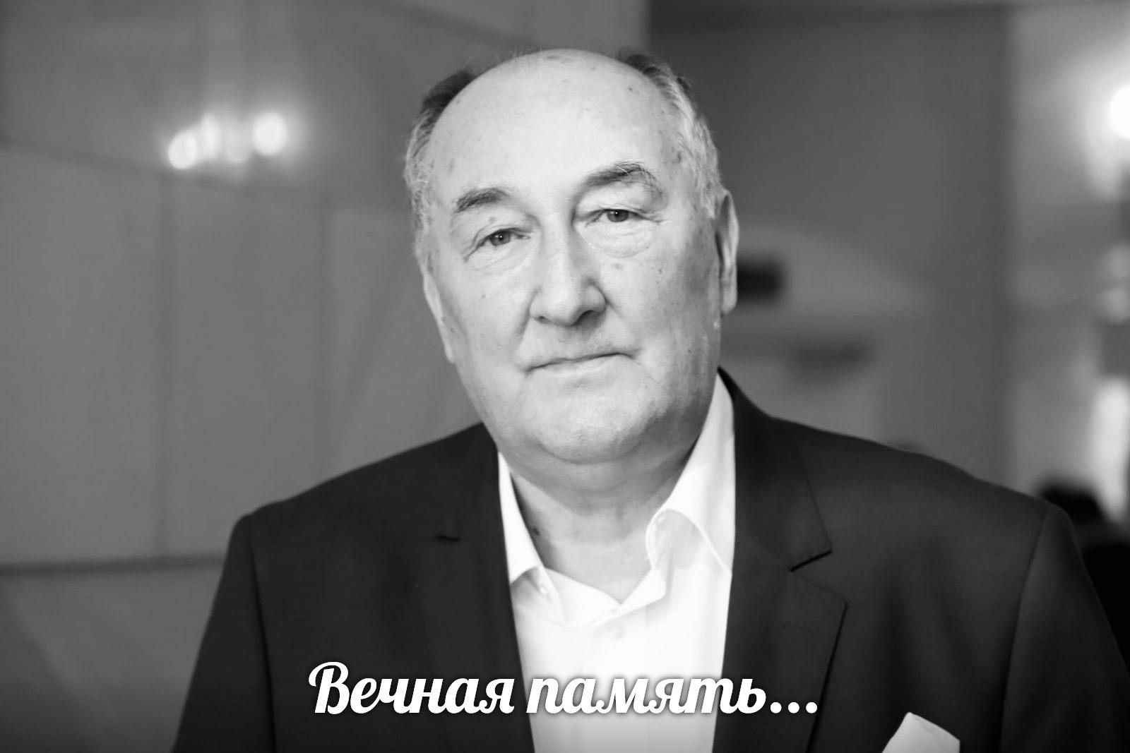 Умер народный артист России Борис Клюев.