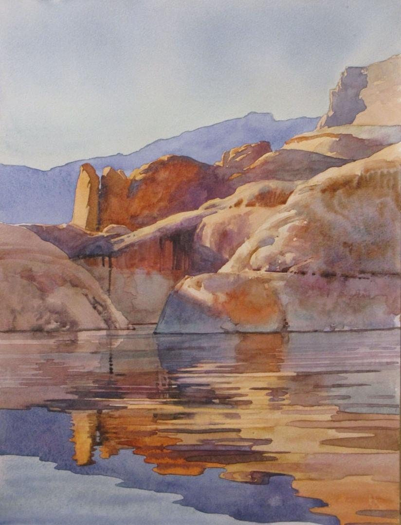 Дэвид Драммонд — современный американский художник.