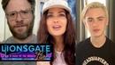 Thank You Theater Workers - Seth Rogen, Salma Hayek, Bill Pullman | Lionsgate LIVE