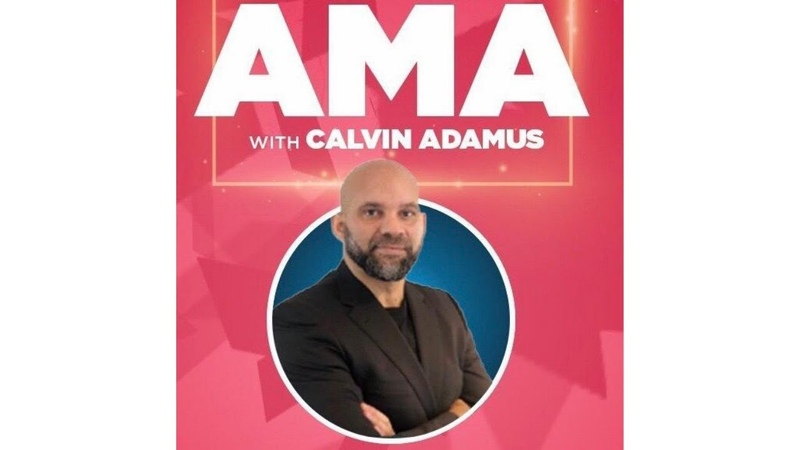 Gaimin AMA Ask Me Anything with Calvin Adamus Chief Product Officer