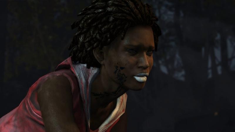 Tomb Raider 2013 Nude mod by ATL BLUE BLOOD v 3.9 Aviatrix 2 SNAKE Guerilla 3