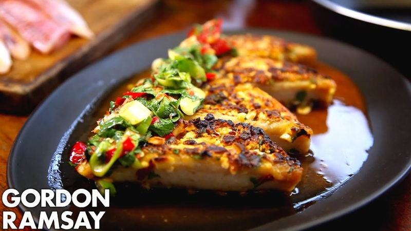 Summertime Recipes With Gordon Ramsay Part Two
