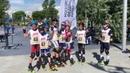 2 этап ФЛРД «Мариинская гонка преследования». Спидскейтинг