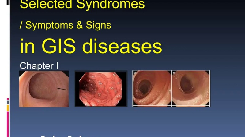 Symptoms Signs in GIS diseases I Malabsorbtion syndrome Bowel obstruction Hemorrhoids